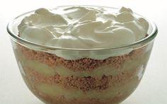 Æblekage med ristet rasp  Gammeldags æblekage går vist aldrig af mode - heldigvis!!