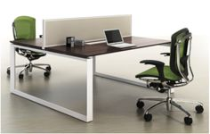 DIA Modern Executive Workstation for 2