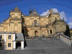 Polen - Kirchen und Klöster Kirchen, Romania, Barcelona Cathedral, Mansions, House Styles, Building, Mosque, Poland, Round Trip