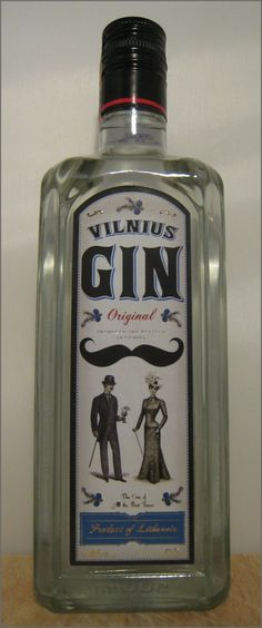Vilnius Gin, Lithuania