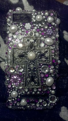 """""""like us on FB"""" custom artistic cell phone covers by Le-displays.com"""