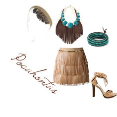 Pocahontas DIY Halloween Costume