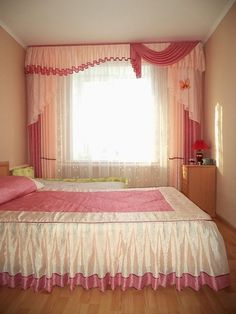 Bedroom window curtains ideas beds 64 new ideas Handmade Bed Sheets, Diy Bed Sheets, King Size Bed Sheets, King Bedding Sets, Bed Sheet Sets, Bed Cover Design, Designer Bed Sheets, Rideaux Design, Home Curtains