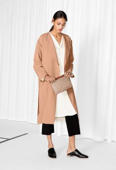& Other Stories - Belted Trench Coat