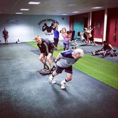 """All you need towards be end of a Team Training session is for a 6ft 6"""" Coach to stand on your sled!!!   #dvccmk going for it this evening   #team #community #miltonkeynes #dvcc #bedford #hitchin #stalbans #northampton #fitness #health #weightloss"""