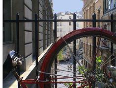 Belleville Quarter, rue Levert, Paris XX (Jacques Deneux) Belleville Paris, Saint Blaise, Parisian