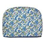 "Tea Cozy - Blueberries Tea Cozy - Insulated Tea Cozy by Blue Moon Fine Teas. $29.95. Measured from inside 9 1/2 "" H x 12"" L x 7 W. Made in the USA. 100% cotton - quilted item polyester filled.. Teapot Cozy covers 2 Cup, 4 Cup, or 6 Cup Teapot.. Look for other Tea Cozy Colors and Designs in Blue Moon Tea's Amazon store.. A beautiful way to keep your Teapot covered and your Tea warm. Our Blueberries Tea Cozy is elegant, bright and stylish, with a veritable orchard of l..."