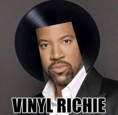 We all love some Vinyl and some Lionel 🤣🤣 lionelrichie vinyl dj djlife music disco housemusic futurehouse funkyhouse vocalhouse nudisco remix records meme joke funny Vintage Funny Quotes, Cute Funny Quotes, Music Humor, Music Memes, Funny Signs, Funny Jokes, Sarcastic Humor, Sarcasm, Hilarious