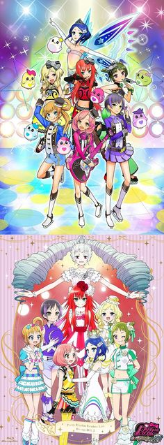 """Pretty Rhythm: Rainbow Live"" Gets All Night Screenings for Four Consecutive Saturdays"