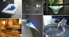 30 Incredible Sinks You Don't See Every Day