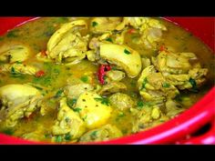 10 Tips To Making The BEST Curry Chicken - Chris De La Rosa | CaribbeanPot com - YouTube