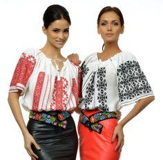 roumanian blouse La Blouse Roumaine peasant handmade blouse traditional romanian blouse www.iiana.ro handmade roumanian fashion