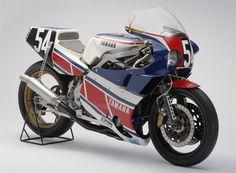 XJ750R(0U28) (1984 / Racing Machine)