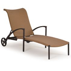 Cay Sal Sling Chaise Lounge Pebble Leaders Casual