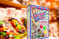 Glee Gum Pop