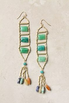 anthropology. Love their jewelry!