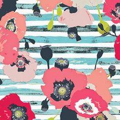 poppy pattern! | ban.do