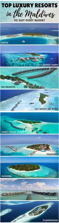 The Maldives| Maldives| The Top Luxury Resorts in the Maldives | Where To Stay in the Maldives | Luxury Resort Maldives | Maldives on a Budget | Maldives Vacation | Holiday in the Maldives | Holiday to the Maldives | Maldives Holidays