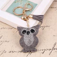 ZOSHI 6 Colors Cute Owl Pendant Leather Key Chain Car Key Ring Holder Gold Color Bag Keychain Rhinestone Key Chains Jewelry     Tag a friend who would love this!     FREE Shipping Worldwide     Buy one here---> http://jewelry-steals.com/products/zoshi-6-colors-cute-owl-pendant-leather-key-chain-car-key-ring-holder-gold-color-bag-keychain-rhinestone-key-chains-jewelry/    #womens_watches