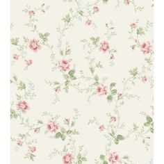Tapet All-Over Floral (Syster Lycklig)