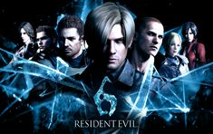 de Resident Evil 6 en hd14 1024x645 Imágenes de Resident Evil 6 ...