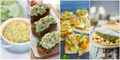 10 Healthy Low-Carb Breakfast Recipes