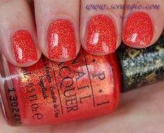 Scrangie: OPI Bond Girls Liquid Sand Collection for Spring/Summer 2013 Swatches and Review