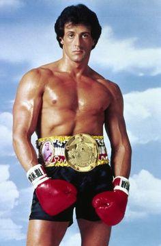 Rocky.....Sylvester Stalone