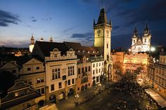 Prague...the city of my dreams