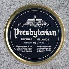 Presbyterian Mixture Pipe Tobacco | 4noggins.com