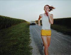 Angela Strassheim, Untitled (Running Girl), 2007