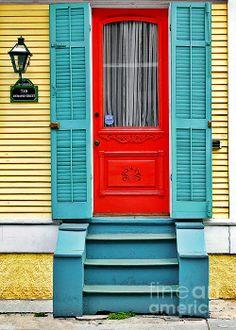 89 Best New Orleans Doors Images