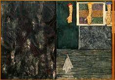 Jasper Johns-Perilous Night, 1982
