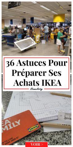 36 Astuces Pour Faire Ses Achats Chez IKEA Plus Rapidement & Plus Facilement, En Profitant Des Meilleurs Prix.