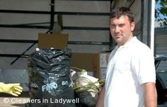 Rubbish Removals in Ladywell