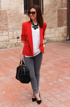 colored blazer for women