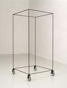 © Didier Vermeiren. sculpture, 1985, collection: Courtesy Michel Grandsard.