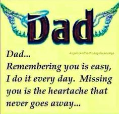 I love and miss you Pop!!!
