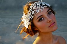 Or try an alternative accessory to make you stand out. | All The Boho Wedding Inspiration You Could Possibly Need