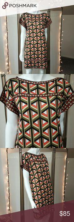 Diane Von Furstenburg Shift Dress Diane von Furstenberg Dresses Mini
