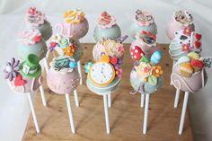 alice in wonderland wedding cake - Google Search