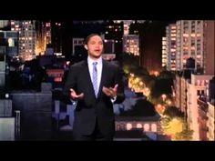 Trevor Noah  David Letterman Show  17 May 2013