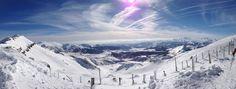 Estación de esquí Alto Campoo #Cantabria #Spain