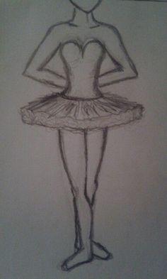 High-speed ballerina drawing Not nearly perfect, but I& trying. high-speed ballerina drawing Not nearly perfect, but I . Ballerina Drawing, Dancer Drawing, Ballet Drawings, Dancing Drawings, Girl Drawing Sketches, Cool Art Drawings, Pencil Art Drawings, Disney Drawings, Easy Drawings