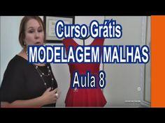 Curso Grátis - Modelagem Malhas - Aula 8 - YouTube