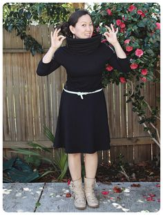 Perfect Pattern Parcel #1: Lady Skater Dress