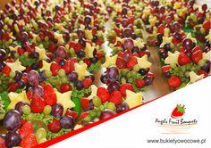Fresh Fruit Bouquets!  Świeże bukiety owocowe!  #fruitbouquets