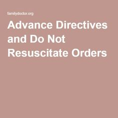 Learn how to create advance directives, such as living will, durable power of attorney for health care, and do not resuscitate orders. Family Emergency Binder, In Case Of Emergency, Emergency Planning, Plan For Life, End Of Life, Medical Help, Medical Care, Advance Directives, Mental Health Help