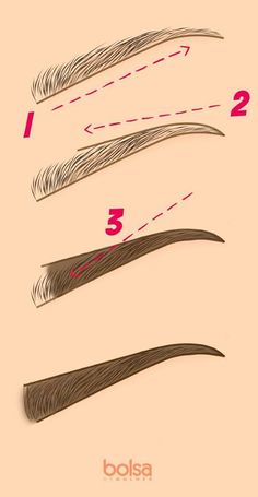 How to pluck your eyebrows in 4 easy steps