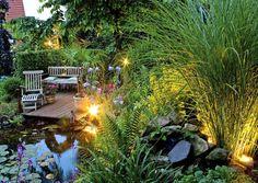 Pihavalaistus lisää turvallisuutta, luo tunnelmaa ja ohjaa kulkua. Valojen avulla voit myös korostaa haluamiasi puutarhan kasveja ja paikkoja. Lue Viherpihan asiantuntevat vinkit.